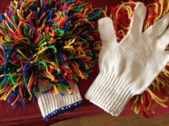 Dust /Car Wash Mitts – I sell these faster than I can make them.